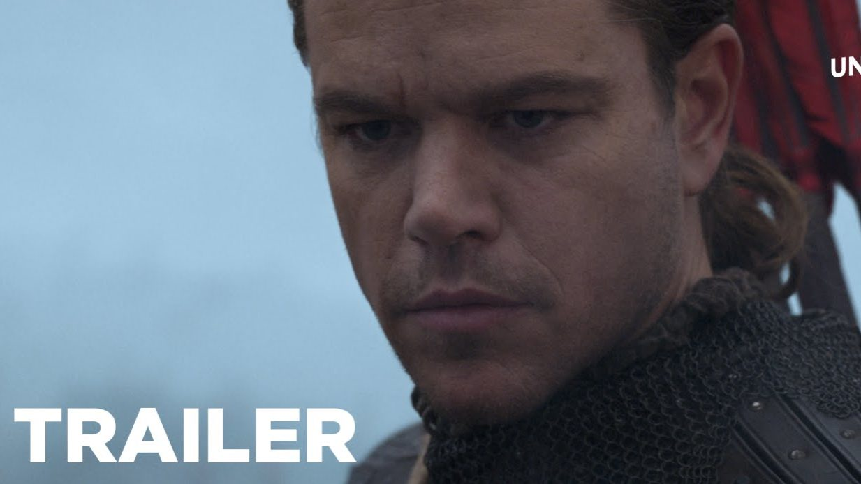 The Great Wall – Official Trailer 1 (Universal Pictures) HD