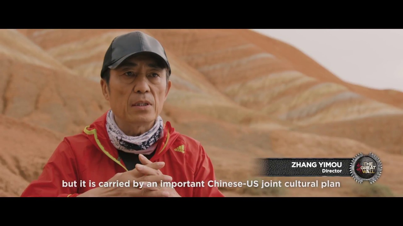 The Great Wall – Shooting in China (Universal Pictures) HD