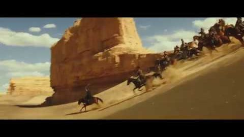 The Great Wall – Zhang Yimou: China's Great Director (Universal Pictures) HD