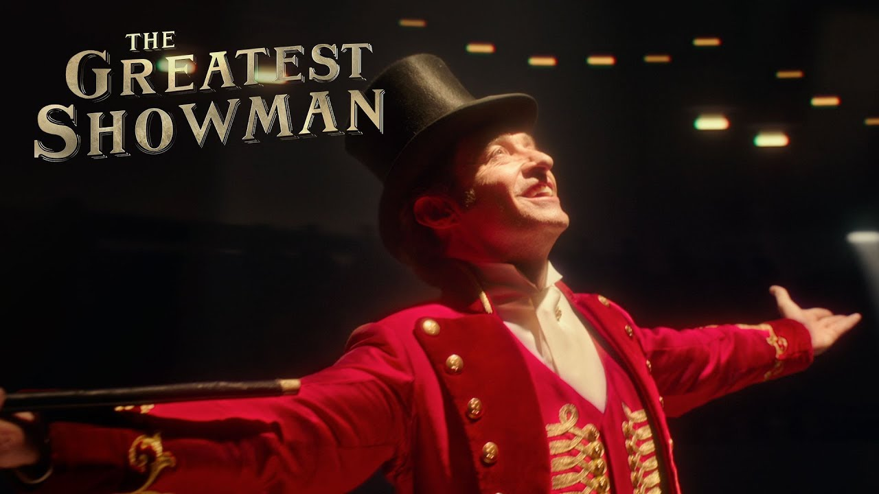The Greatest Showman P. T. Barnum Christmas party costume