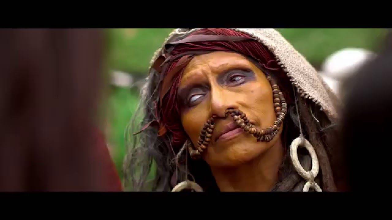 THE GREEN INFERNO Official UK Trailer