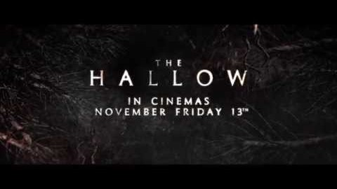 THE HALLOW – OFFICIAL 30″ SPOT