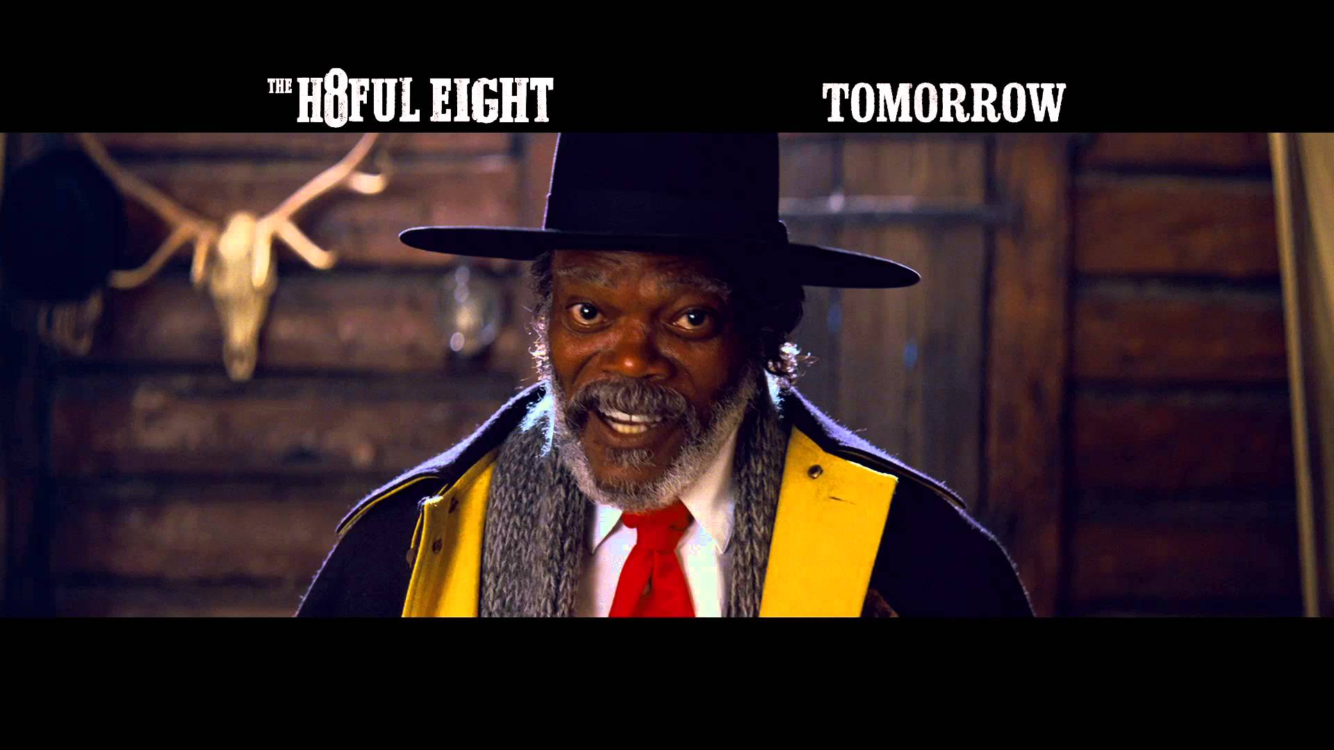 THE HATEFUL EIGHT – Bad Mother – The Weinstein Company