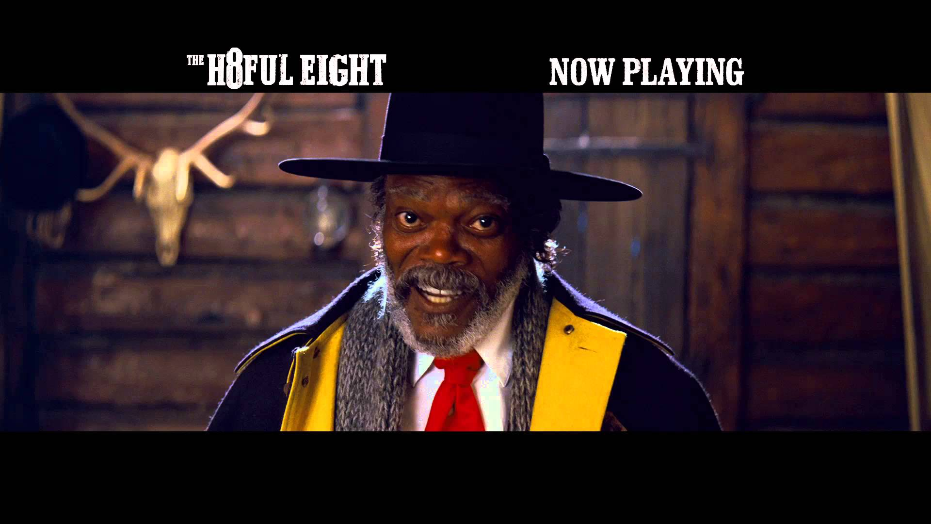THE HATEFUL EIGHT – Bad Mother