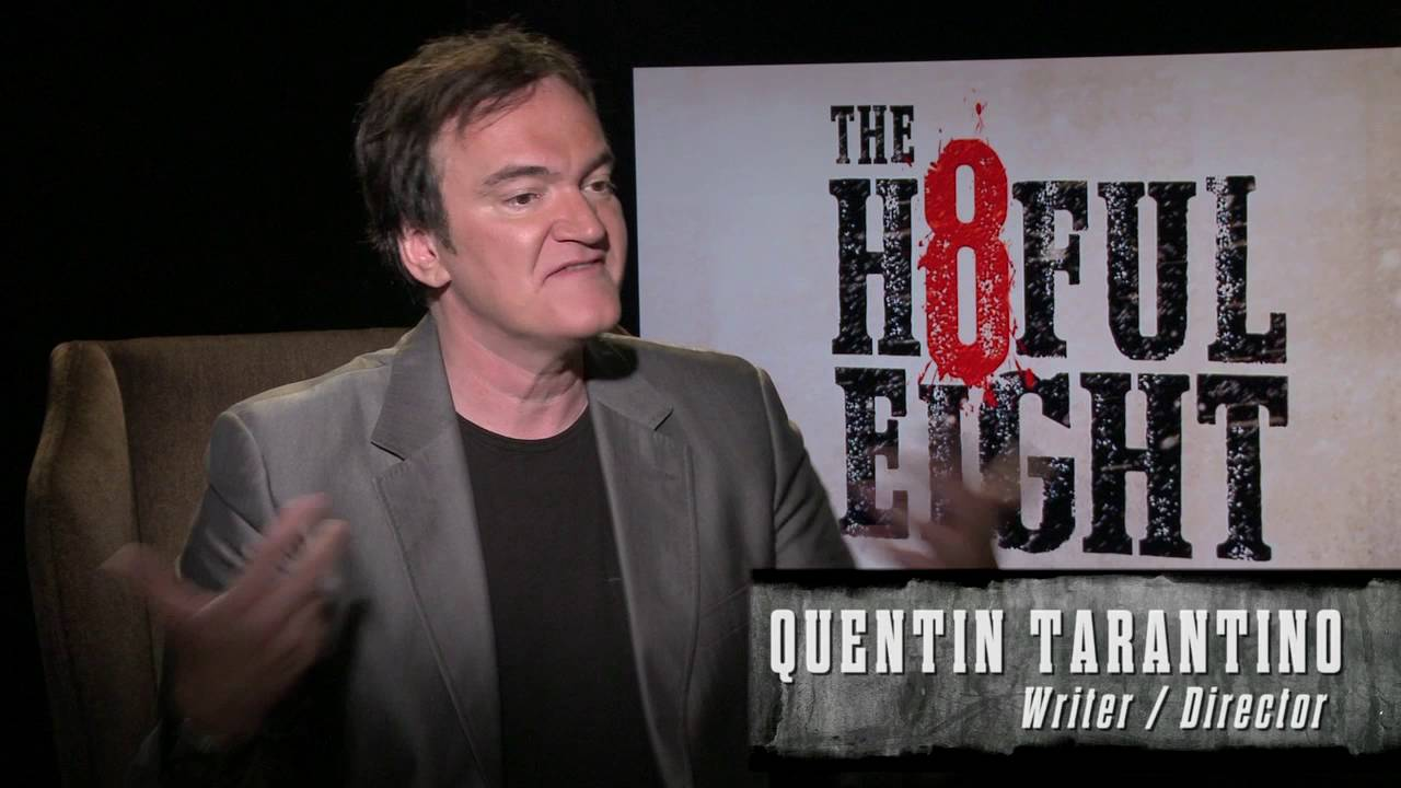 THE HATEFUL EIGHT – Behind The Scenes Production Featurette – The Weinstein Company