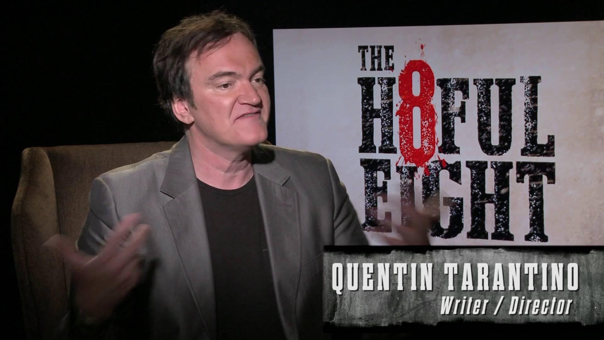 THE HATEFUL EIGHT – Film Featurette – The Weinstein Company