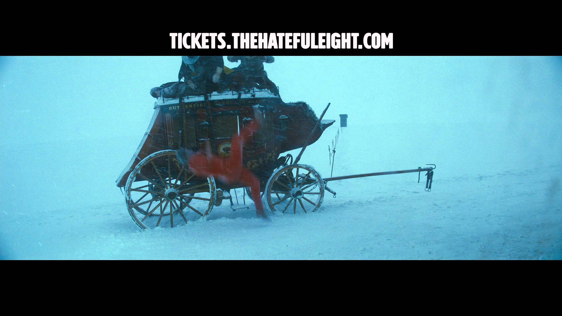 THE HATEFUL EIGHT – See it in Glorious 70mm