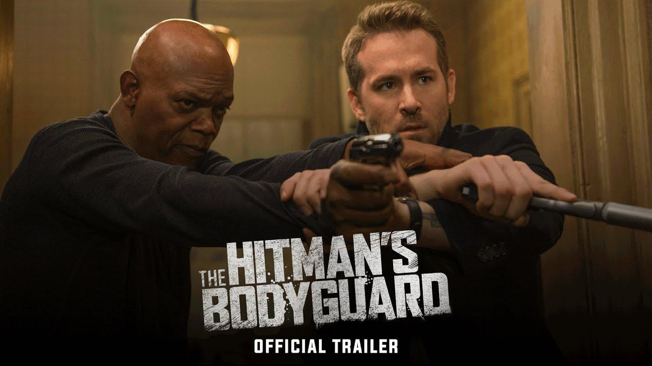 The Hitman's Bodyguard (2017 Movie) Official Trailer
