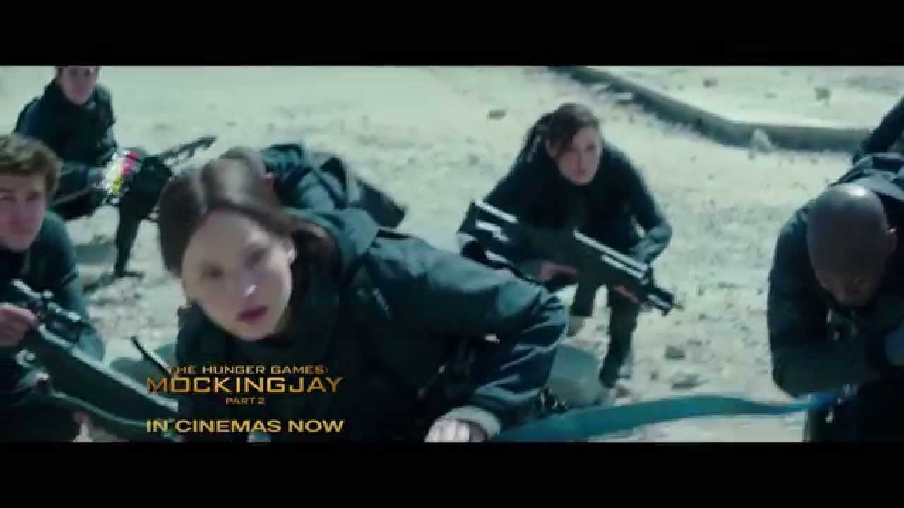 "The Hunger Games: Mockingjay Part 2 – Sneak Peek ""Will Pay"" – In Cinemas Now"