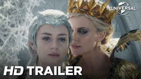 The Huntsman: Winter's War – Global Trailer (Universal Pictures)