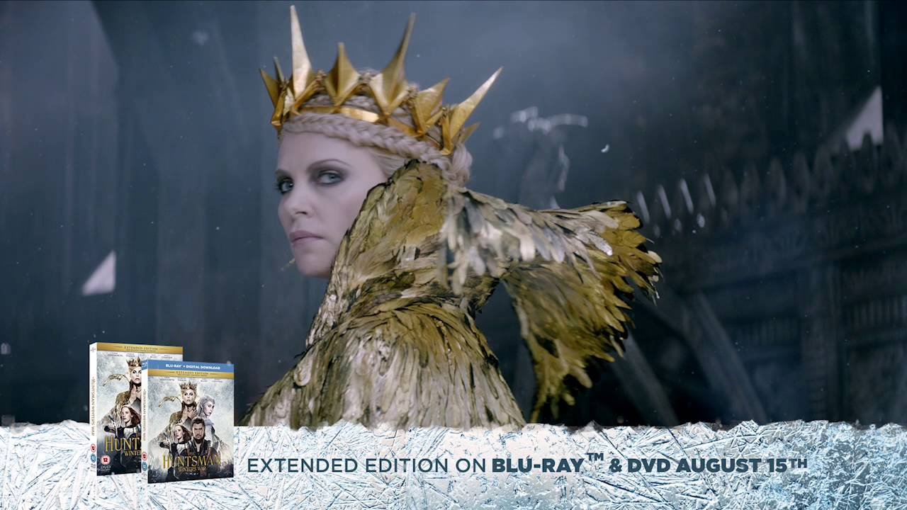 The Huntsman: Winter's War – On Blu-ray, Blu-ray 3D & DVD (Universal Pictures) HD