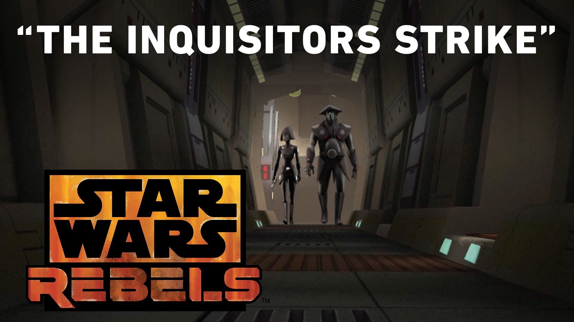 The Inquisitors Strike – The Future of the Force Preview | Star Wars Rebels