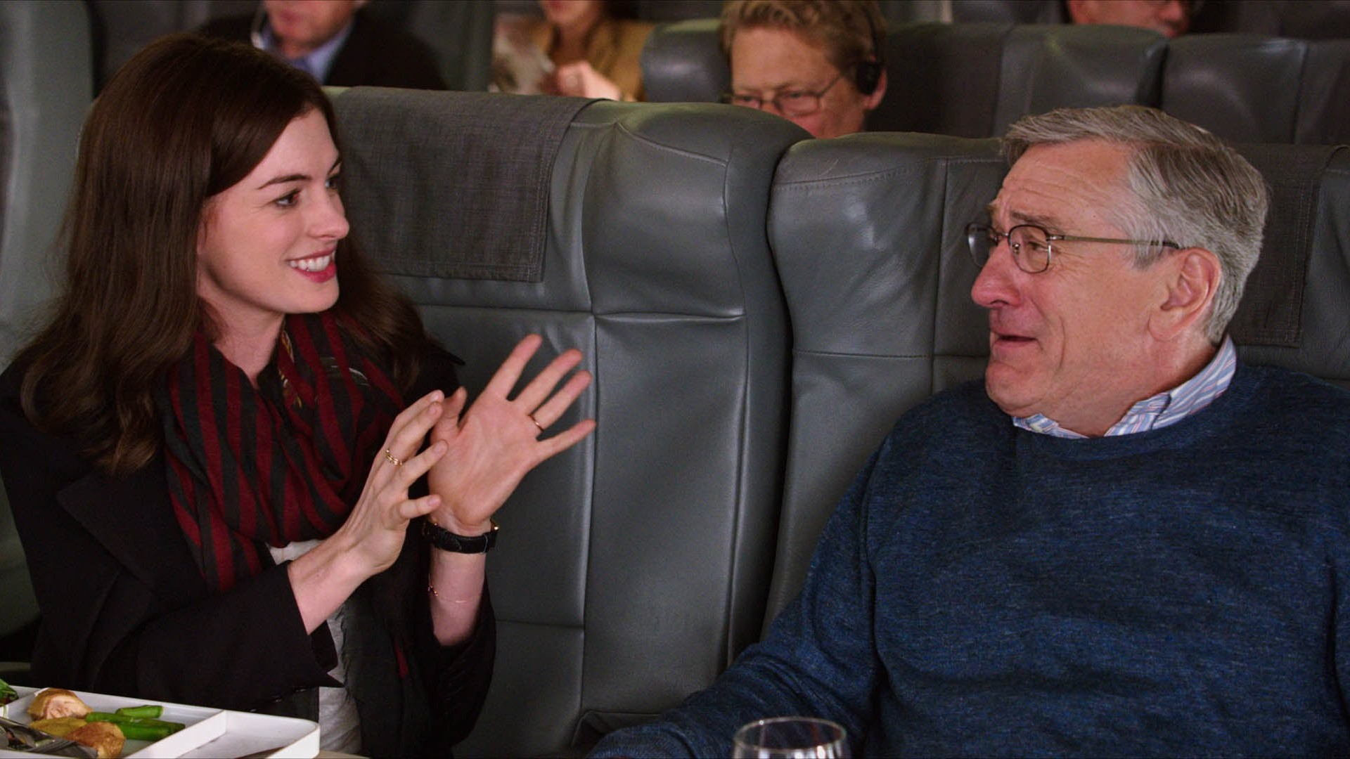 The Intern – Now Playing [HD]