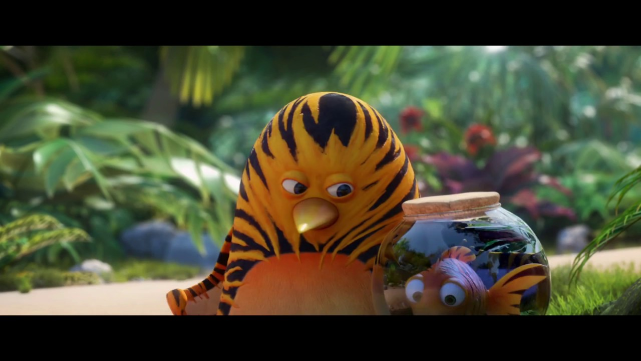 THE JUNGLE BUNCH – OFFICIAL TRAILER