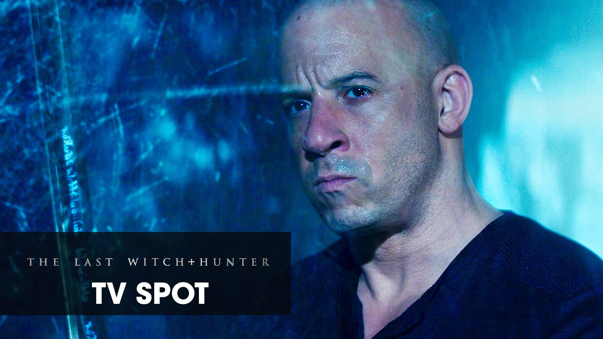 "The Last Witch Hunter (2015 Movie – Vin Diesel) Official TV Spot – ""Witches Walk Among Us"""