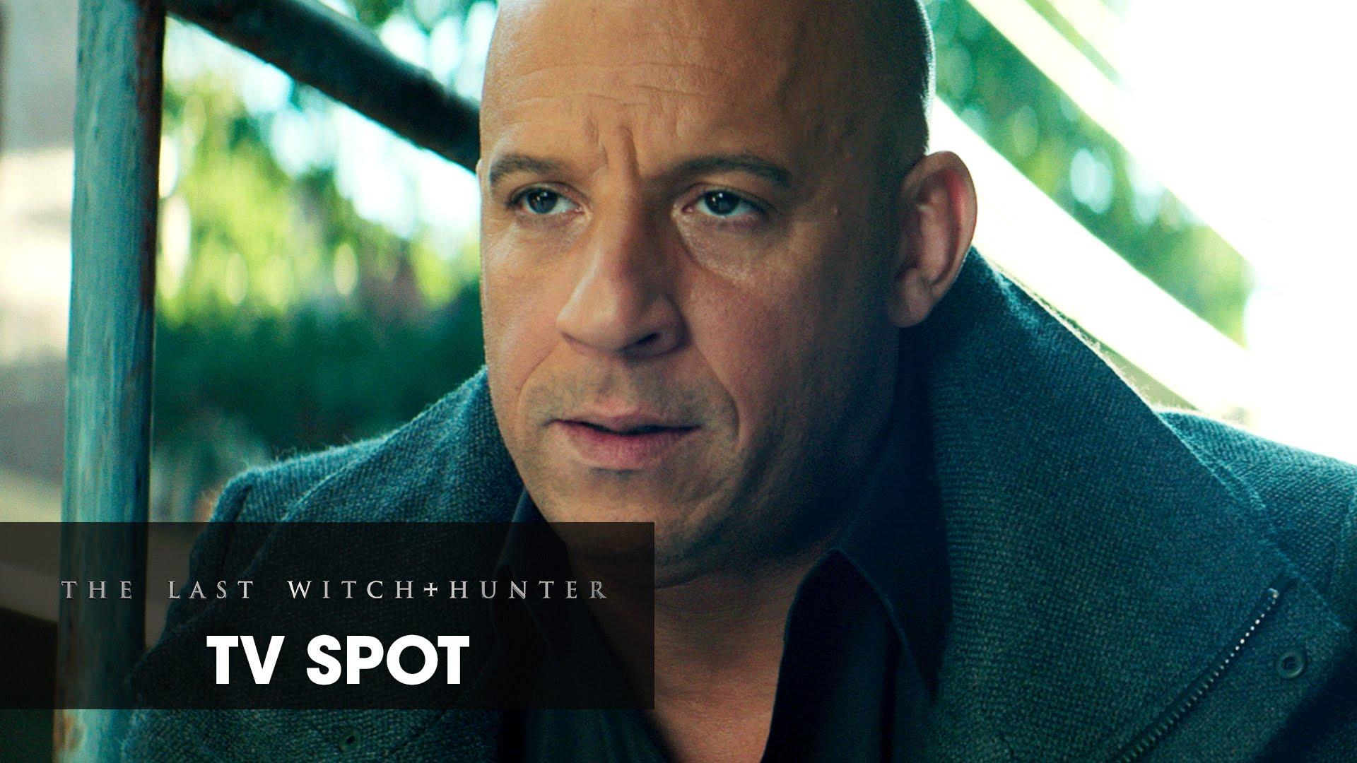 "The Last Witch Hunter (2015 Movie – Vin Diesel) Official TV Spot – ""Spell"""