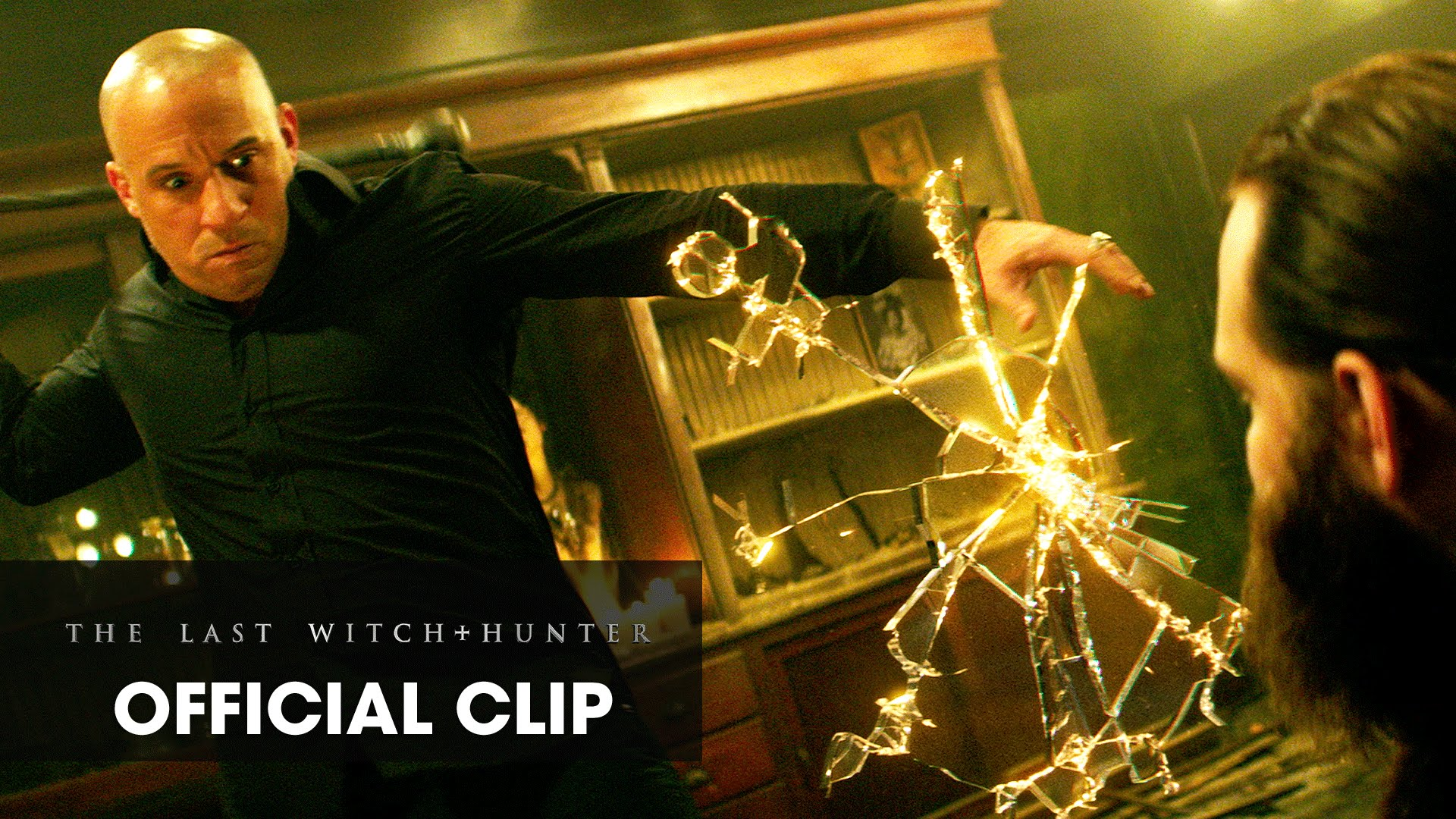 """The Last Witch Hunter (2015 Movie – Vin Diesel) Official Clip – """"Wake Up"""""""