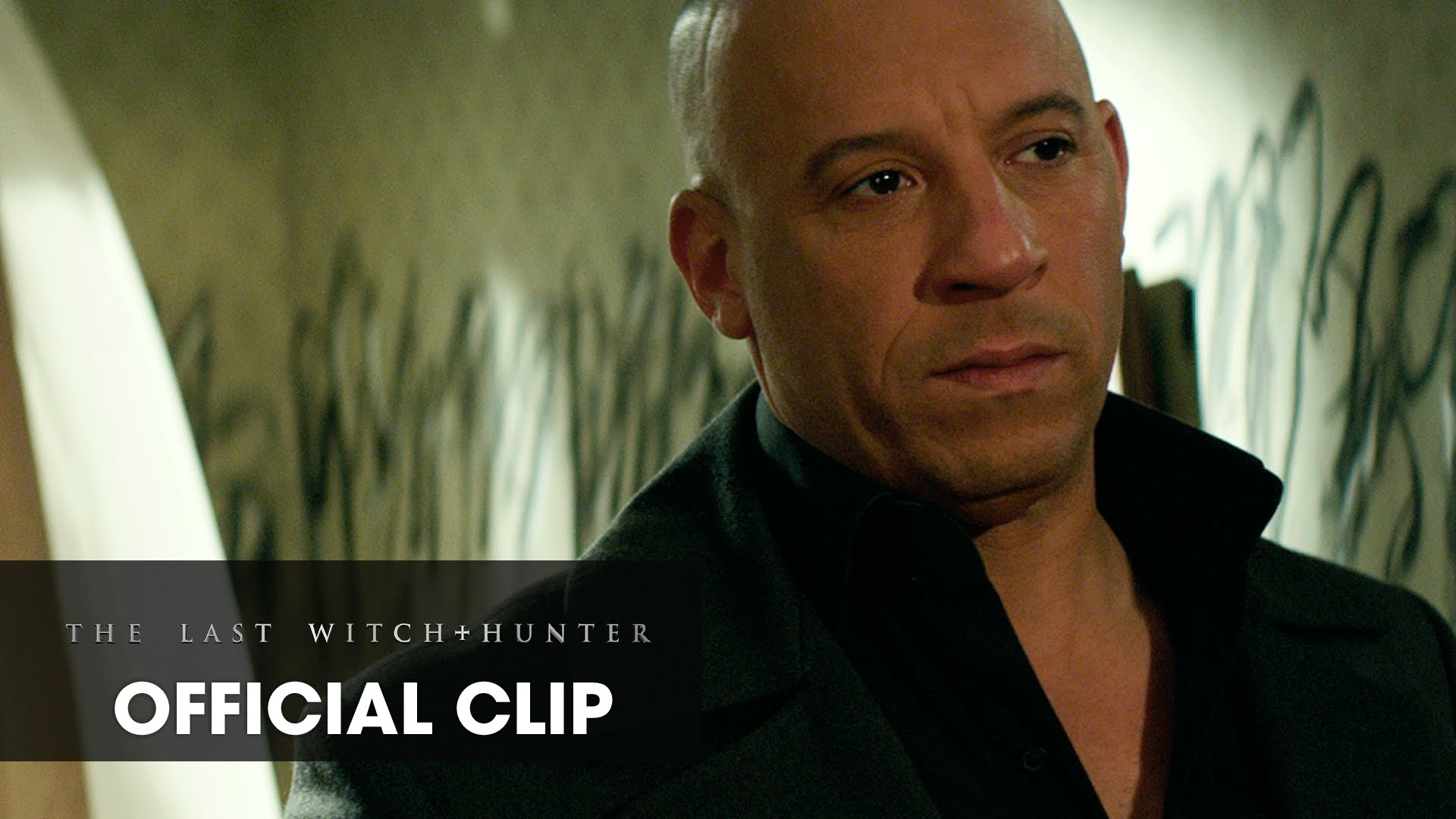 """The Last Witch Hunter (2015 Movie – Vin Diesel) Official Clip – """"Trouble"""""""