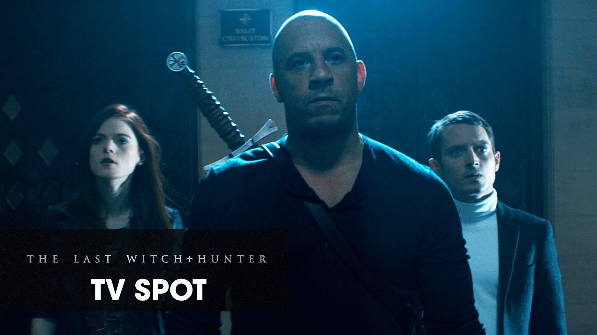 """The Last Witch Hunter (2015 Movie – Vin Diesel) Official TV Spot – """"War of Worlds"""""""