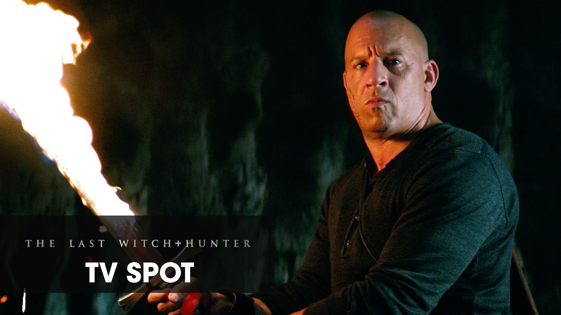 """The Last Witch Hunter (2015 Movie – Vin Diesel) Official TV Spot – """"Powerful"""""""