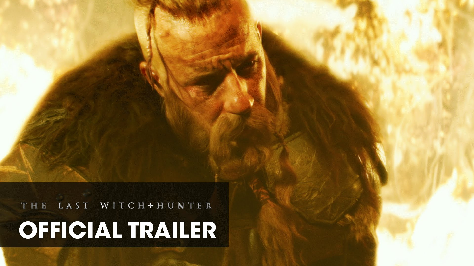 "The Last Witch Hunter (2015 Movie – Vin Diesel) Official Trailer – ""Awakening"""