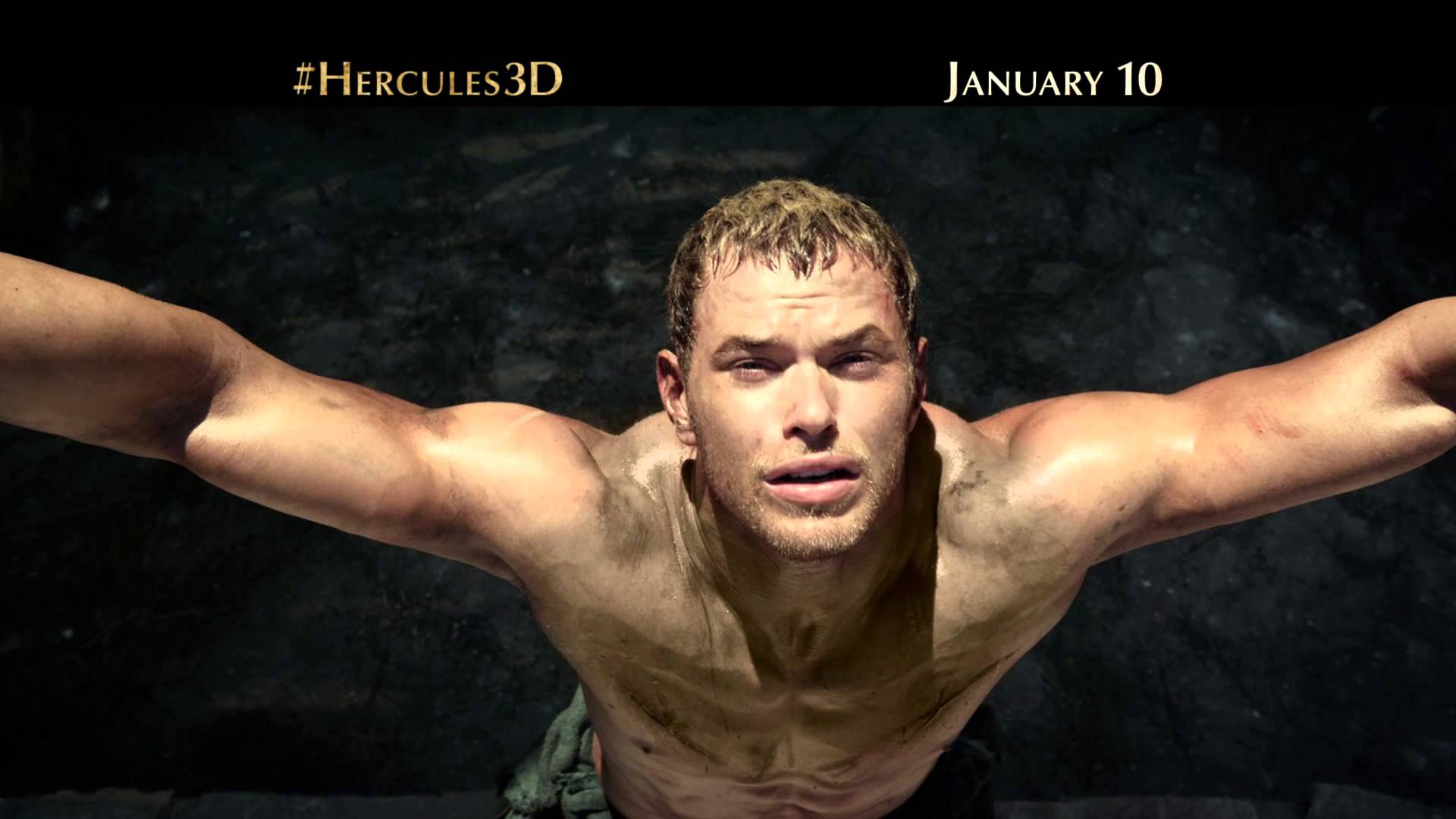 "THE LEGEND OF HERCULES – ""Legend"" Commercial – 2014"