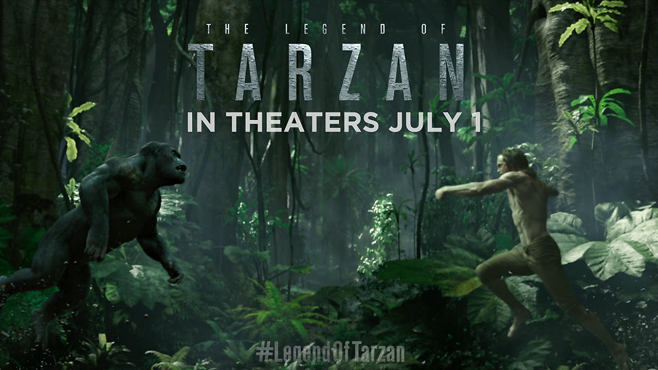 "The Legend of Tarzan – ""Conquer"" Final Video"