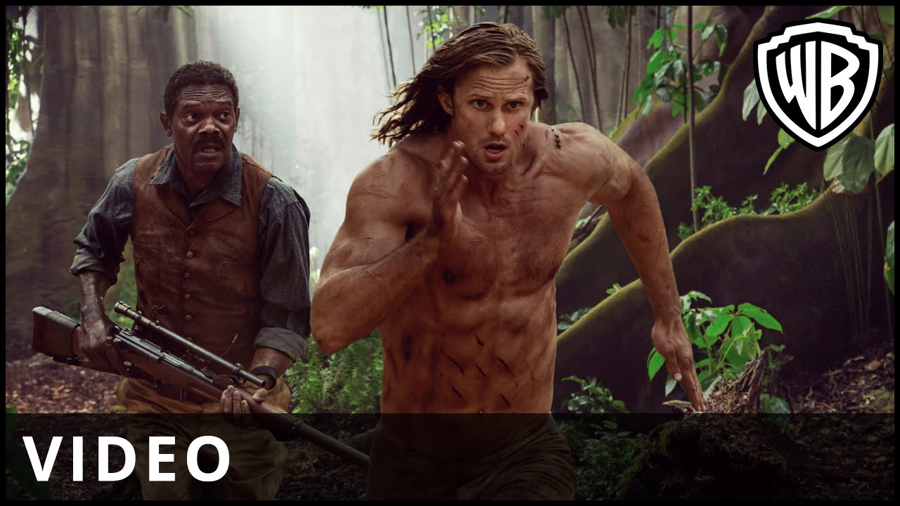 The Legend of Tarzan – Conquer Video – Official Warner Bros. UK
