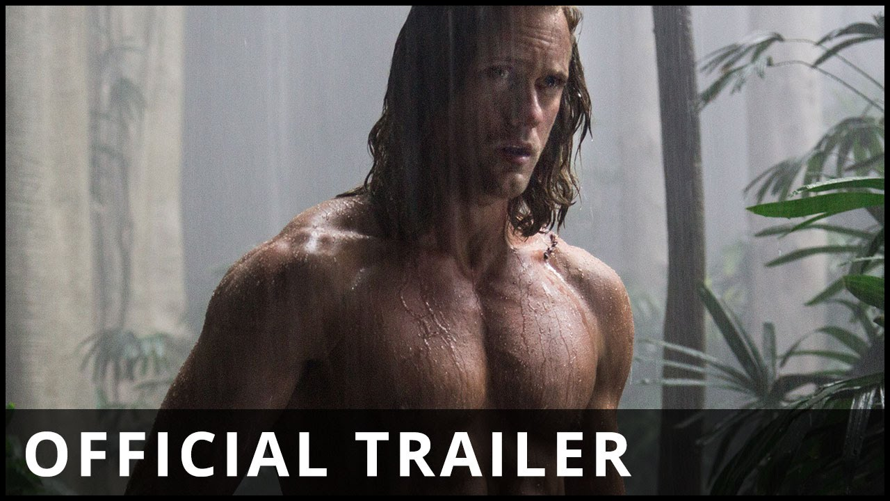 The Legend of Tarzan – Official Trailer – Warner Bros. UK