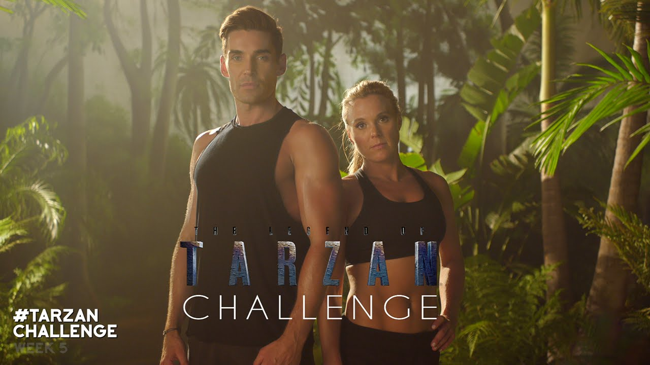 The Legend of Tarzan – #TarzanChallenge Week 5 (Chest and Back)