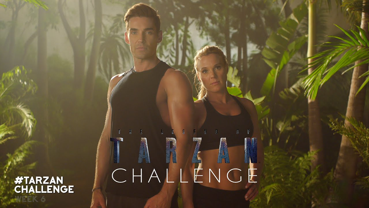 The Legend of Tarzan – #TarzanChallenge Week 6 (FINAL)