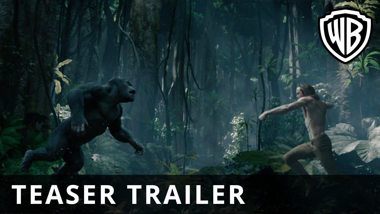 The Legend of Tarzan – Teaser Trailer – Official Warner Bros. UK