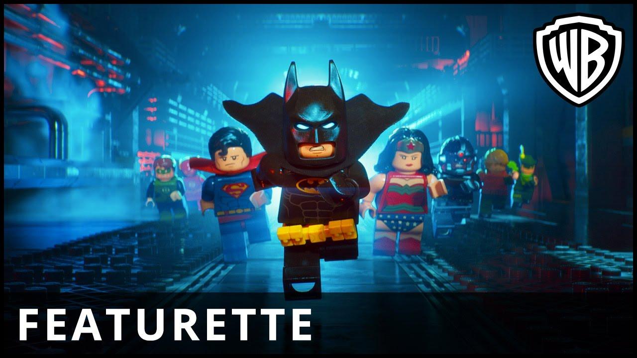 The LEGO® Batman™ Movie – Behind the Bricks Featurette – Warner Bros. UK