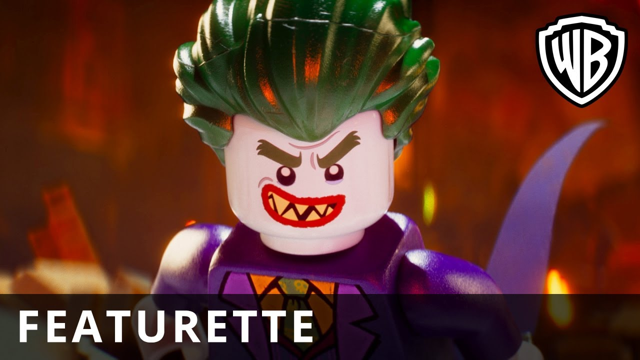 The LEGO® Batman™ Movie – Clip – Warner Bros. UK