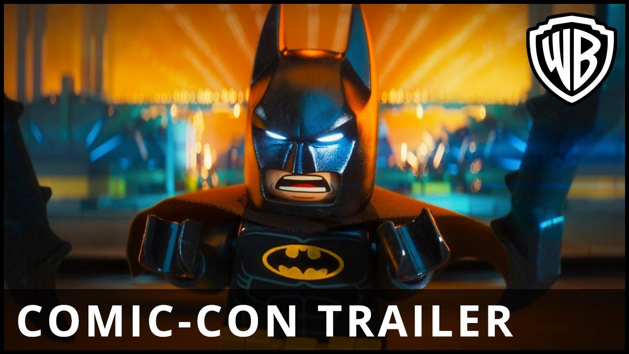 The LEGO® Batman™ Movie – Comic-Con Trailer – Warner Bros. UK