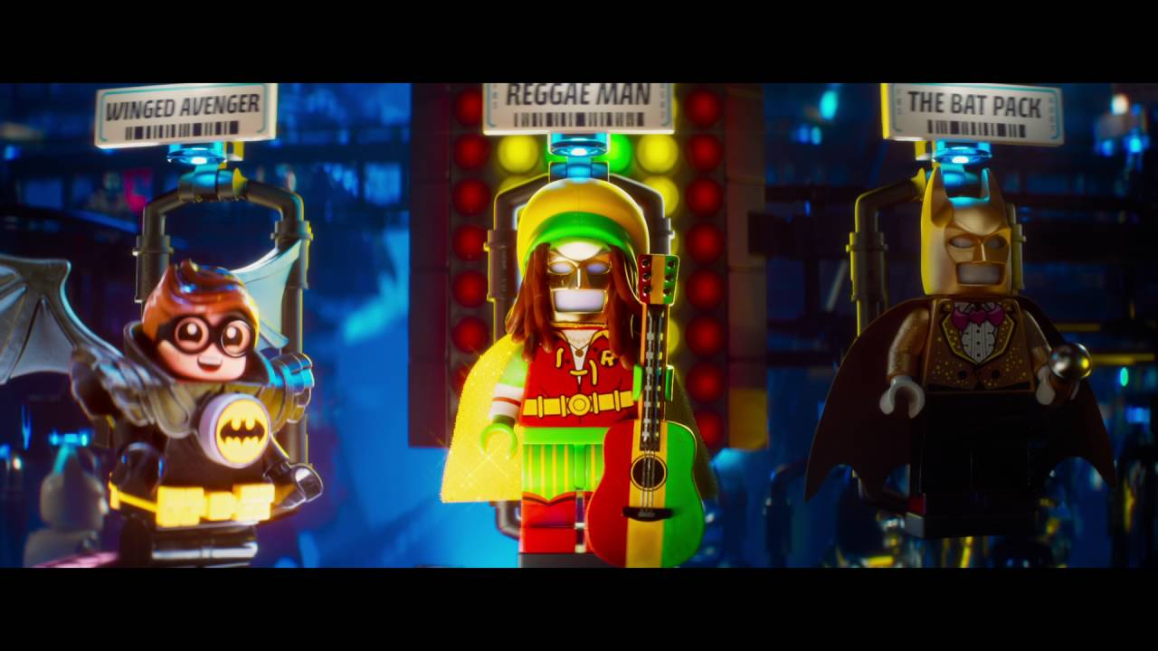 The LEGO Batman Movie – Comic-Con Trailer [HD]