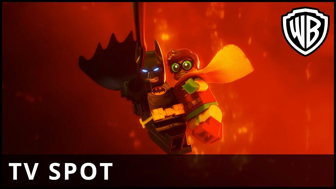 The LEGO Batman Movie – Kick Butt TV Spot – Warner Bros. UK