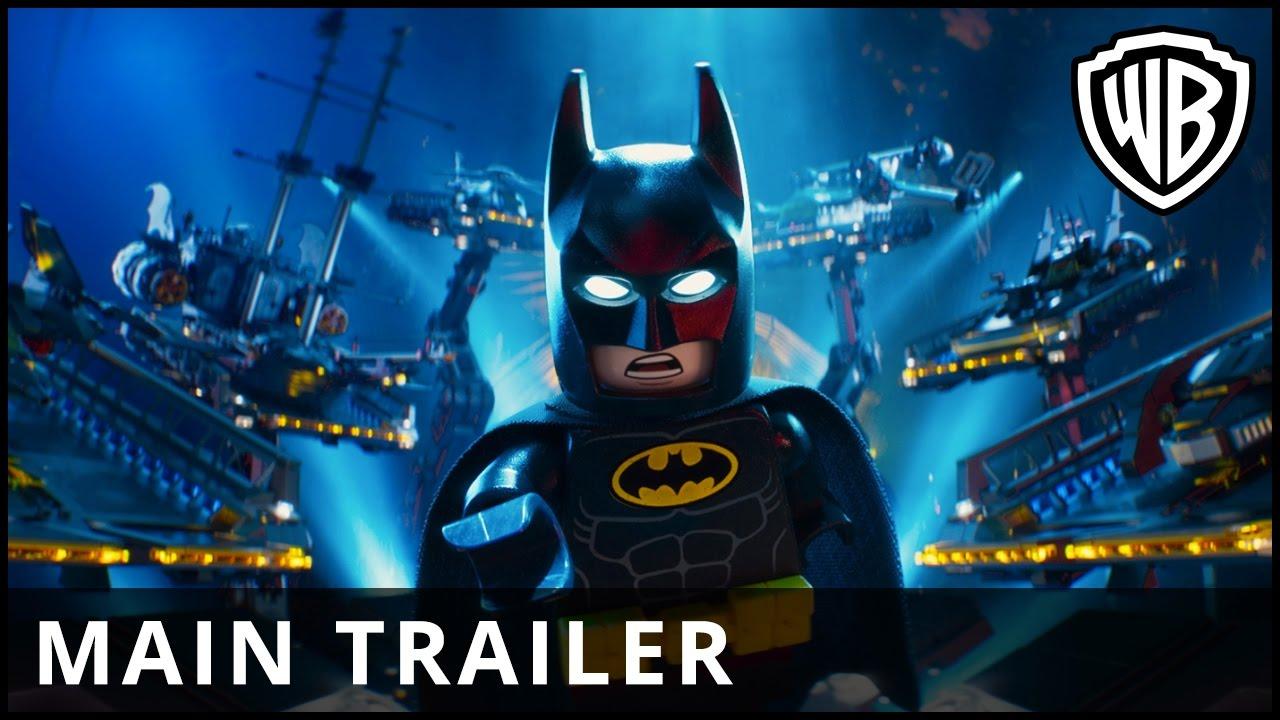 The LEGO® Batman™ Movie – Main Trailer – Warner Bros. UK