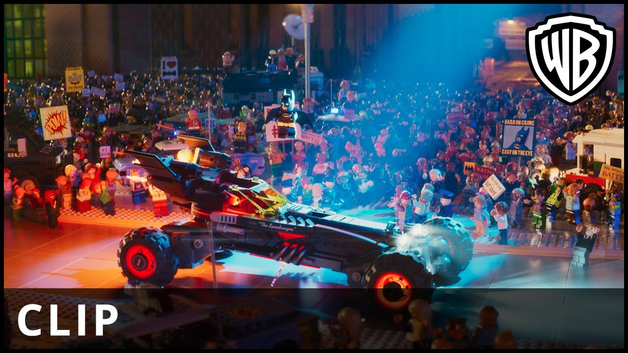 """The LEGO® Batman™ Movie – """"One Brick at a Time: Making The LEGO Batman Movie"""" Clip – Warner Bros. UK"""