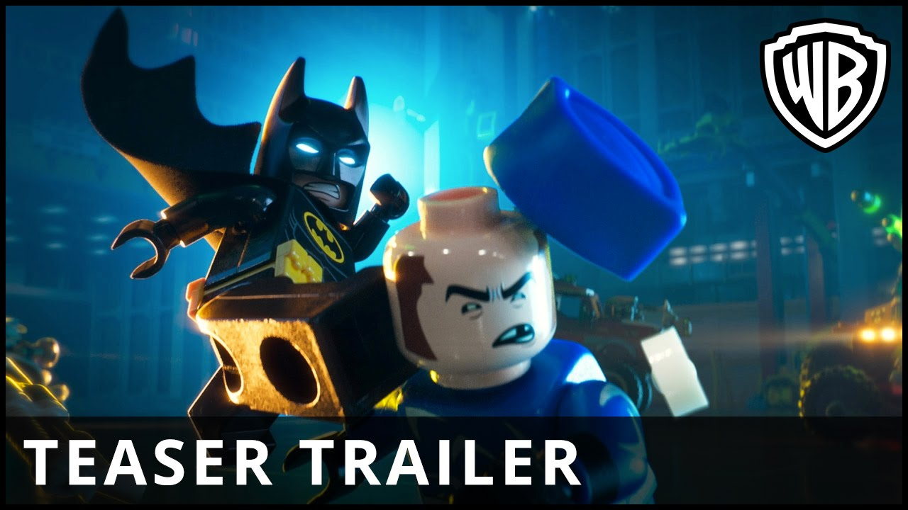 The LEGO® Batman™ Movie – Teaser Trailer 2 – Official Warner Bros. UK