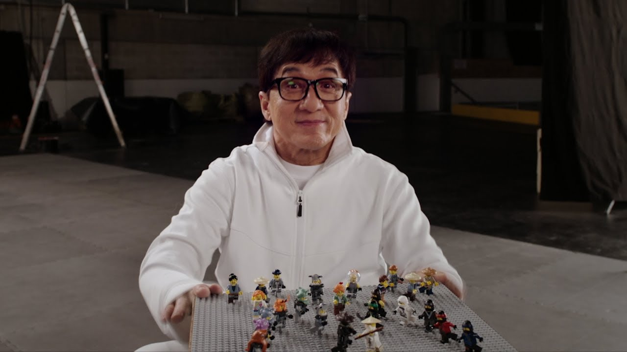 The LEGO NINJAGO Movie – Ninja Formation Featurette