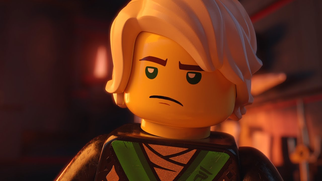 The LEGO NINJAGO Movie – SDCC Greeting