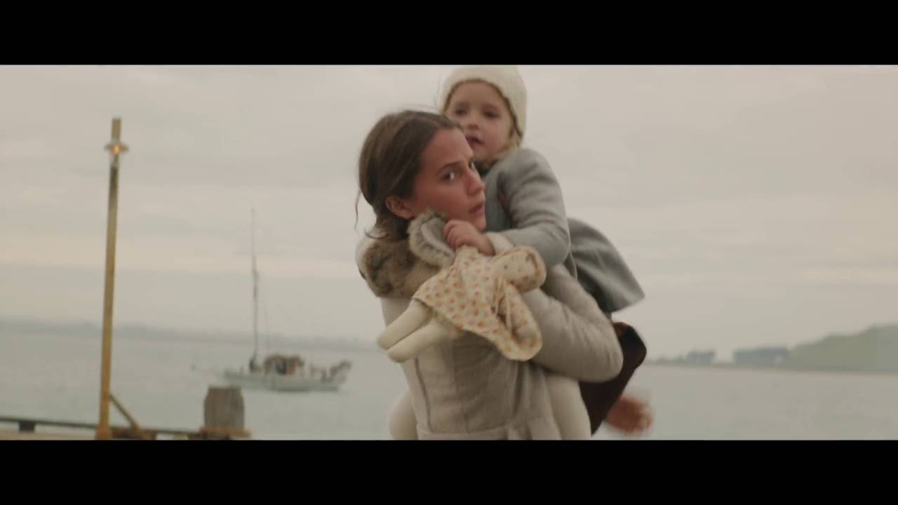 THE LIGHT BETWEEN OCEANS – 'STORY' TV SPOT