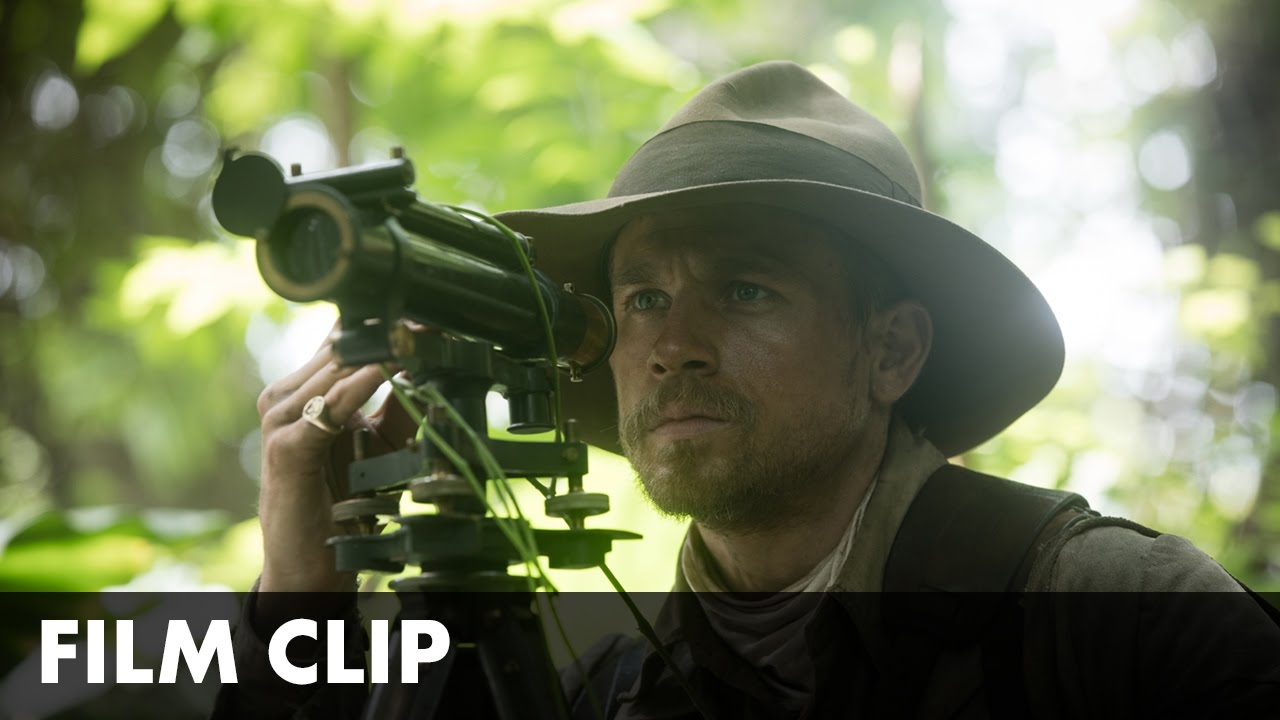 THE LOST CITY OF Z – 'Higher Authority' Clip – In cinemas March 24th