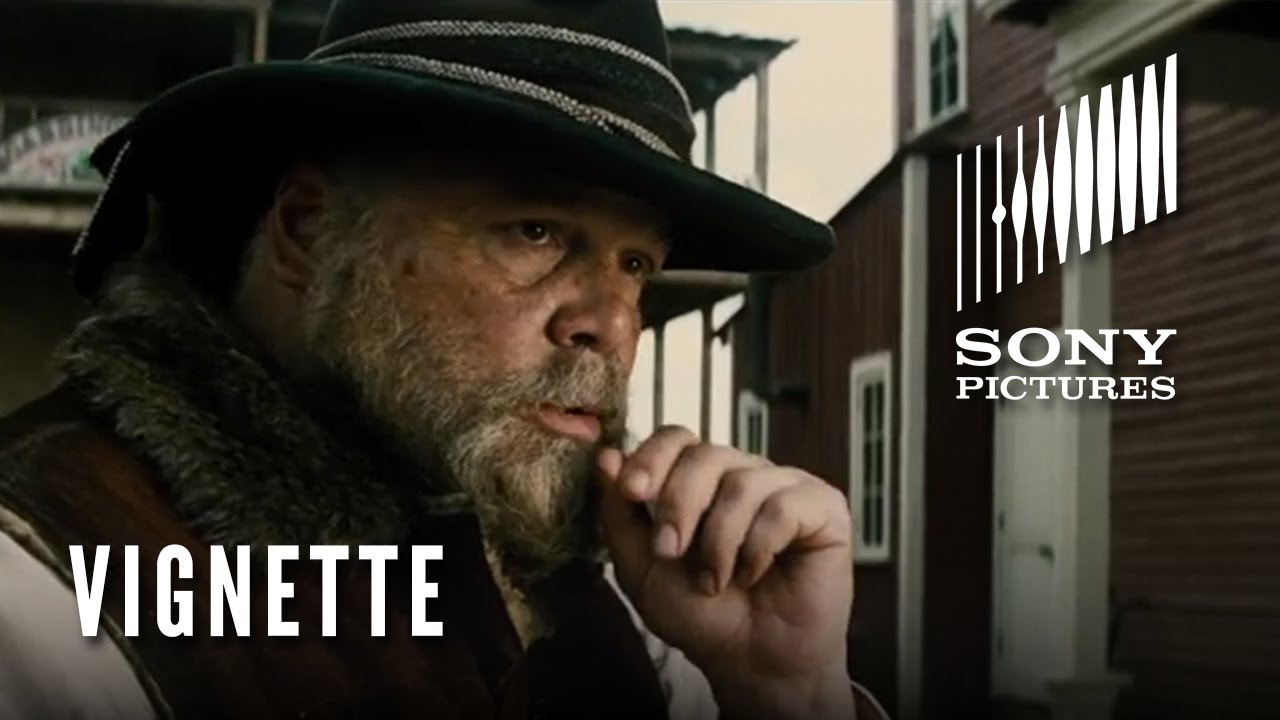 THE MAGNIFICENT SEVEN Character Vignette – The Hunter