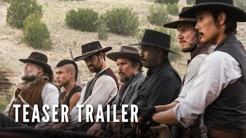 THE MAGNIFICENT SEVEN – Teaser Trailer (HD)