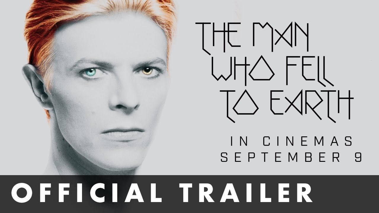 The Man Who Fell to Earth. Yours to own October 24th