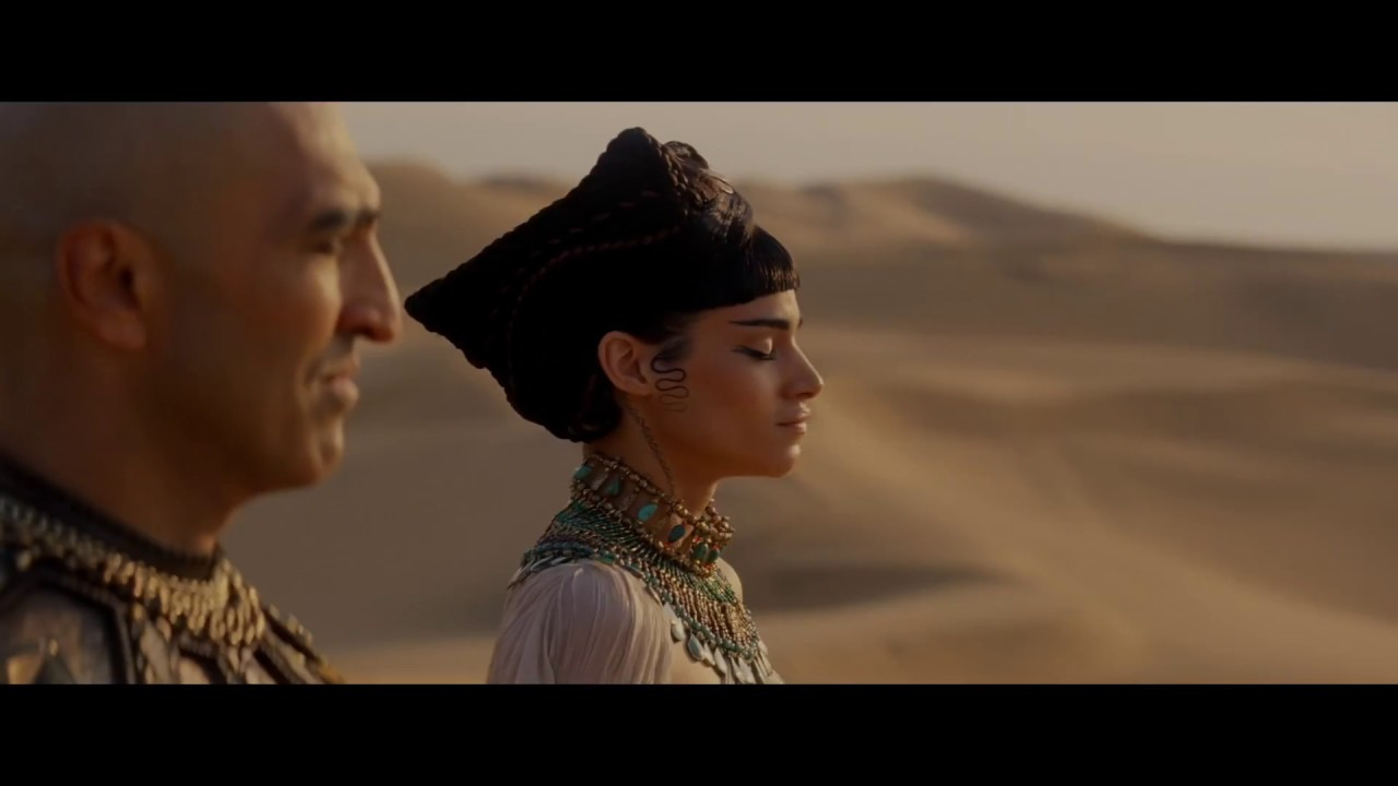 The Mummy – Monsters Inside Us