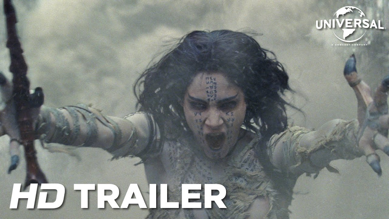 The Mummy – Official Trailer 2 (Universal Pictures) HD