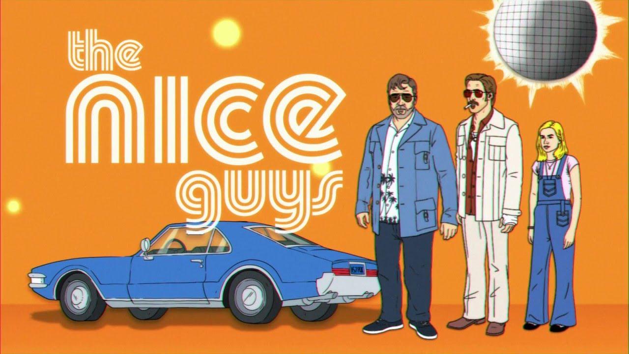 The Nice Guys – Animated Short [HD]